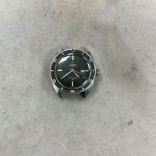 Omega Seamaster 120m Auto Stainless Steel Watch Head 566.0007 Selling As-Is