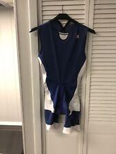 De Soto Triathlon Suit Mens XL Navy & White