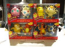 Nintendo Hasbro Pokemon Blastoise Charizard Pikachu Jigglypuff Action Figure LOT