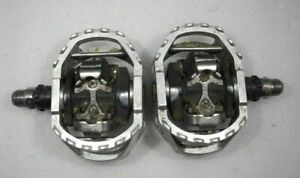 Aluminium MTB pedals, double-sided