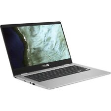 """ASUS 14"""" Chromebook Silver 