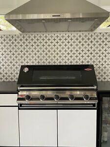 Beefeater Signature 3000E 5 Burner Built In BBQ with Natural Gas Conversion Kit