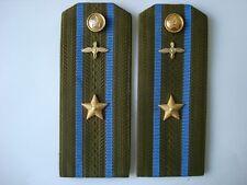 Russian Soviet Red Army USSR СССР Shoulder Boards Epaulets Officer Air Force RAR