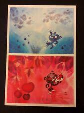 Scott Morse stampa 20x29 (4 soggetti) stampa n°3