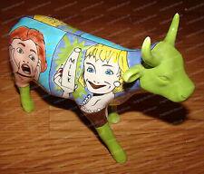 LACTOSE INTOLERABULL, Got Milk Cow (CowParade by Westland, 7336) Atlanta, 2006