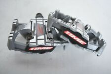 Time Z Control Clipless MTB Pedals Alloy Steel Axle Gray