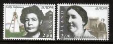 ALAND MNH 1996 SG109-110 EUROPA - FAMOUS WOMEN SET OF 2