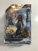 Pirates Caribbean Jack Sparrow Action Figure 2011 Fast Shipping