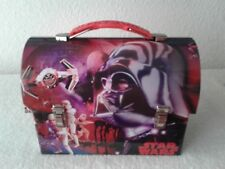 Star Wars Workmans Carry All Tin Tote Lunchbox UNUSED 2015