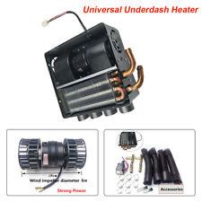 Universal 12V Gray 4 Port Underdash Heater+ copper tube for car truck etc