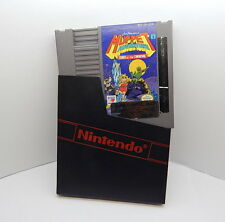 "Nintendo NES Muppet Adventure ""Chaos at the Carnval"" Game Cartridge Works R13321"