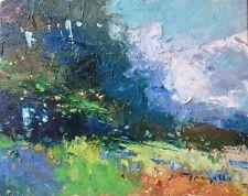 JOSE TRUJILLO 2014 Impressionist Oil Painting