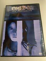 Omen IV The Awakening DVD READ Satan's Son End Times Biblical Prophecy Omen 4