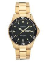 Armitron 20/5394BKGPWM Men's Gold-Tone Watch