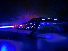 Star Trek USS Voyager NCC 74656 model kit Revell incl LED lighting kit