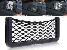 2X Car/Van/Truck Net Storage Bag Pocket Organizer holder for Phone/Wallet/E Cig
