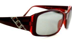 Superb Bvlgari 844 774/11 Luxury Classic Sunglasses Red New Lenses Rare