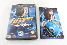 Nintendo Gamecube James Bond 007 Nightfire Video Game PAL Collector's Copy