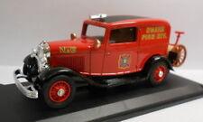 Eligor 1/43 Scale Diecast Model 1211 FORD V8 1932 TUDOR POMPIERS DE OMAHA