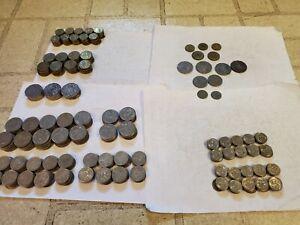 185+ dollars FV of Australian coins