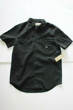 Ralph Lauren Denim and Supply Cotton Military Twill Shirt in Size L in Black