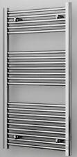 Scaldasalviette termobagno termoarredo cromo cromato diritto dimensioni varie