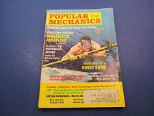 Popular Mechanics Magazine, July 1967, Under Water Aquaplane Driving Tips