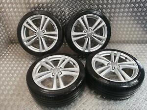 AUDI A3 2014 18 Inch Alloy Wheel Set 4x with Tyres S Line  8V0601025BL