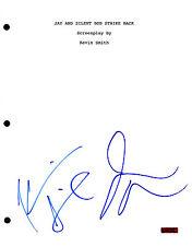 Jay and Silent Bob * KEVIN SMITH & JASON MEWES * Signed Full Movie Script J3 COA