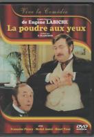 Theatre Dvd La Poudre Aux Yeux Eugene Labiche Francoise Fleury Michel Amiel ..