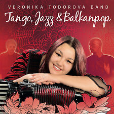 CD Veronika Todorova Band Balkanpop