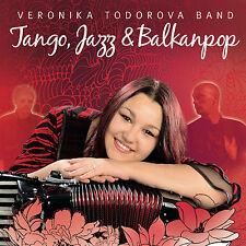 CD Veronika Todorova Band Balkanpop