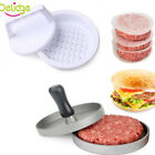 Hamburger Beef Veggie Burger Quarter Pounder Patty Maker Mould Press Barbecue