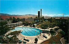 Route 66 Roadside Postcard White Winrock Motor Hotel, Albuquerque, New Mexico #2