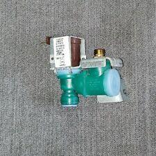 WHIRLPOOL REFRIGERATOR WATER INLET VALVE W10238100 + K-77473