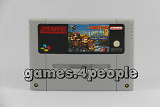 Donkey Kong Country (Land) 3 / III - TOP Jump N Run für Super Nintendo / SNES