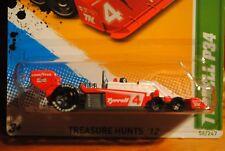 2012 Hot Wheels Regular Treasure Hunt Red Tyrrell P34