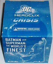 WORLD'S FINEST #061 #61 DC HeroClix Crisis Brick LE 1021/5000