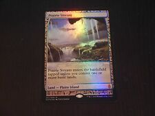 MTG MAGIC ZENDIKAR EXPEDITION PRAIRIE STREAM (MASTERPIECE SERIES) FOIL