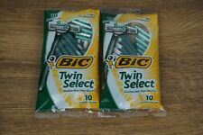 BIC Twin Select Sensitive Disposable Shaver NEW - 20 Razors