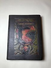Little Journeys Hubbard Hard Cover Book Vol XI Great Businessmen 1928 Wise & Co