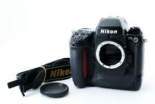 Nikon F5 35mm Body Only Film Camera Black w/ DK-19 [Exc] from Japan  by FedEx