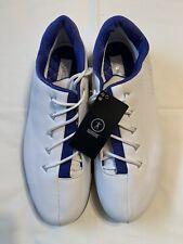 Converse Mens Dwayne Wade Wade 3hree Blue White Low Sneakers Sz 14 Sample