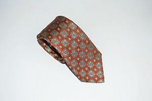Men's ETON Multicolored Tie