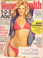 Women's Health Magazine Glee's Heather Morris June 2011 081317nonrh