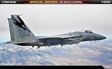 "Academy Pla Model Kit Aircraft 1/72nd F-15C MSIP II ""California ANG 144th FW"""