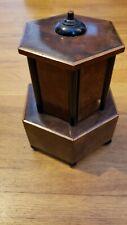 Antique Cigarette Dispenser Music Box Automaton
