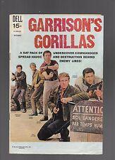 Garrison's Gorillas #1 (Jan 1968, Dell)