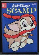 "Scamp Comic Book Cover 2"" X 3"" Fridge Magnet."