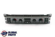 BMW 7 er E65 E66 E67 Bedienteil Klimaautomatik Dark Silver Silber 6932147